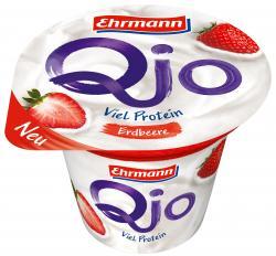 Ehrmann Qjo Erdbeere (165 g) - 4002971380101