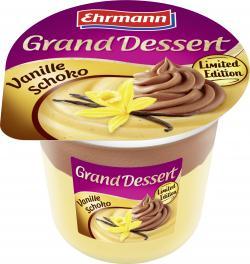 Ehrmann Grand Dessert Vanille Schoko