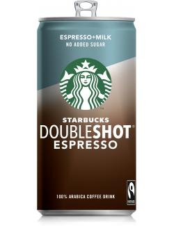 Starbucks DoubleShot Espresso No added sugar