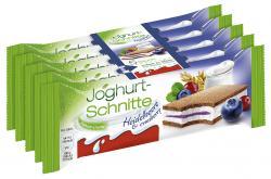 Ferrero Joghurt-Schnitte Heidelbeere-Cranberry