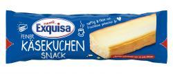 Exquisa Käsekuchen Snack natur
