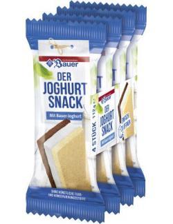 Bauer der Joghurt Snack
