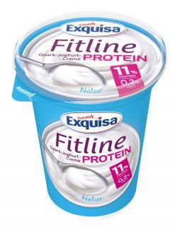 Exquisa Fitline Protein Quark Natur