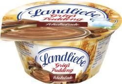 Landliebe Grießpudding Schokolade