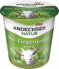 Andechser Natur Bio Ziegenjoghurt mild 3,5%