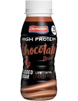 Ehrmann High Protein Shot Schoko