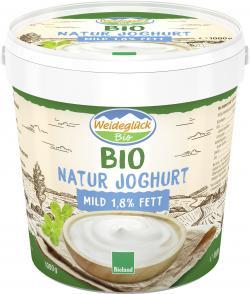 Weideglück Bio Joghurt mild 1,8%