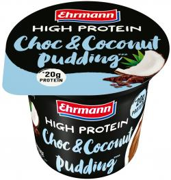 Ehrmann High Protein Pudding Choco & Coco