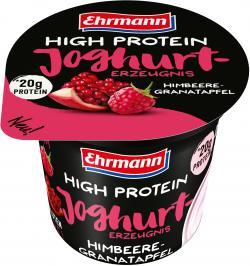 Ehrmann High Protein Joghurt Himbeere Granatapfel