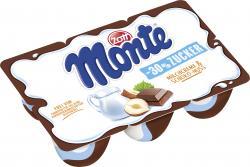 Zott Monte -30% Zucker