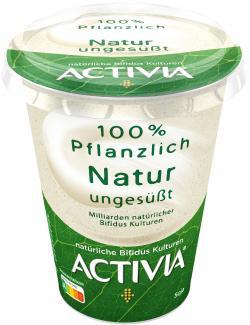 Danone Activia 100% Pflanzlich natur ungesüßt