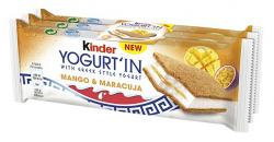 Kinder Yogurt'In Mango & Maracuja