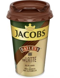 Jacobs Eiskaffee Typ Latte Macchiato Baileys