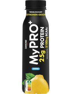 Danone MyPro+ Protein Trinkjoghurt Zitronen-Geschmack