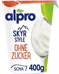 Alpro Skyr Style Joghurtalternative Natur Ohne Zucker vegan