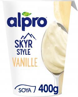 Alpro Soya Skyr Style Vanille