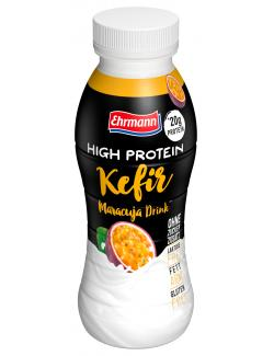 Ehrmann High Protein Drink Kefir Maracuja