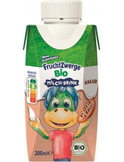 Danone Fruchtzwerge Bio Milch Kakao