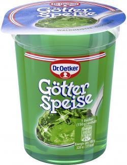 Dr. Oetker Götterspeise Waldmeister-Geschmack