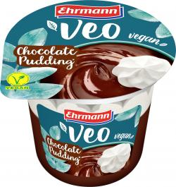 Ehrmann Veo Vegan Chocolate Pudding