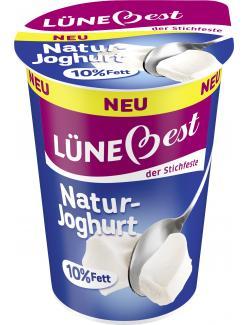 Lünebest Naturjoghurt 10%