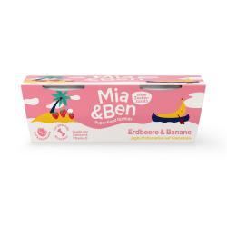 Mia & Ben Joghurtalternative Erdbeer & Banane