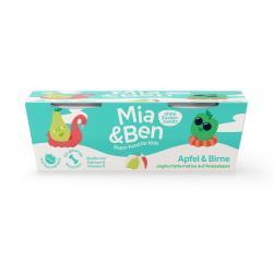 Mia & Ben Joghurtalternative Apfel & Birne