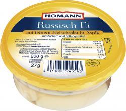 Homann Russisch Ei in Aspik