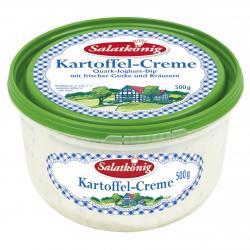 Salatkönig Kartoffel-Creme