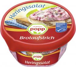 Popp Brotaufstrich Heringssalat