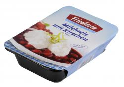 Frischeria Milchreis mit Kirschen (400 g) - 4003082138803