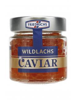 Friedrichs Premium Kodiak Wildlachscaviar aus Lachsrogen (100 g) - 40636214