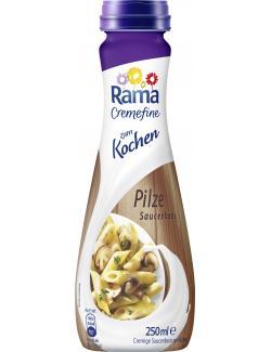 Rama Cremefine zum Kochen Pilze