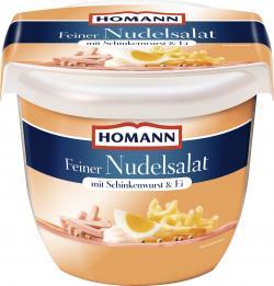 Homann Nudelsalat Schinkenwurst & Ei