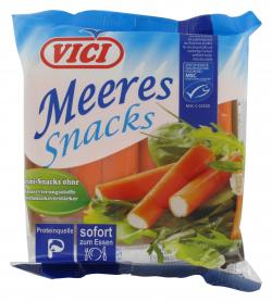 Vici Meeres Snacks Surimi Snacks (200 g) - 4770190060356