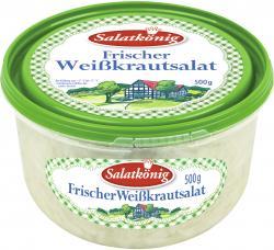 Salatkönig Frischer Weißkrautsalat