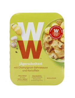 Weight Watchers Jägerschnitzel
