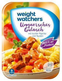 Weight Watchers Ungarisches Gulasch