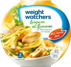 Weight Watchers Linguine al Limone (350 g) - 9005545002800