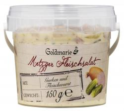Goldmarie Metzger Fleischsalat
