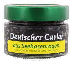 Dittmann Deutscher Caviar aus Seehasenrogen (100 g) - 4002239261005