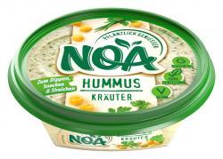 NOA Brotaufstrich Hummus Kräuter (175 g) - 4058094300021