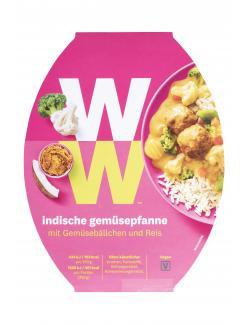 WW - Wellness that Works Veggie Indische Gemüsepfanne