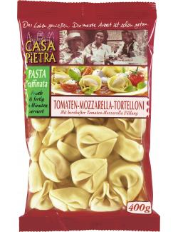 Casa Pietra Tomaten Mozzarella Tortelloni (400 g) - 4009337847339