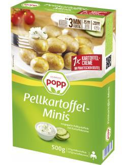 Popp Pellkartoffel-Minis