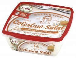 Popp Coleslaw-Salat Amerikanische Art