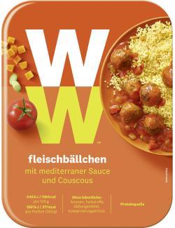 WW - Wellness that Works Fleischbällchen mit Couscous