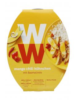 WW - Wellness that Works Mango-Chili Hühnchen mit Basmatireis