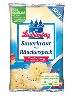 Leuchtenberg Sauerkraut mit Räucherspeck