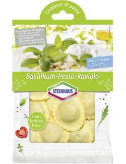 Steinhaus Creazioni di pasta Basilikum-Pesto-Raviolo